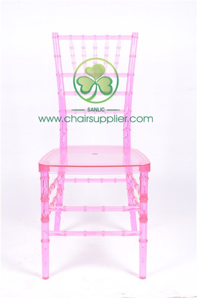 Resin chiavari Chair 020