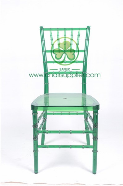 Resin chiavari Chair 021