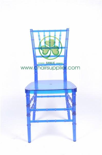 Resin chiavari Chair 022