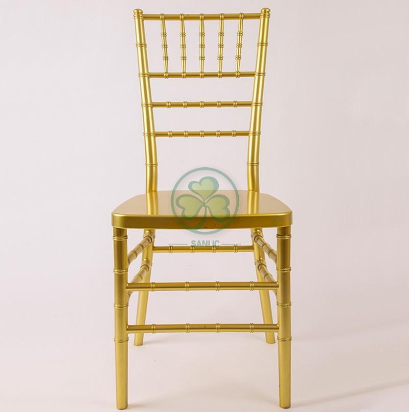 Resin chiavari Chair 0285