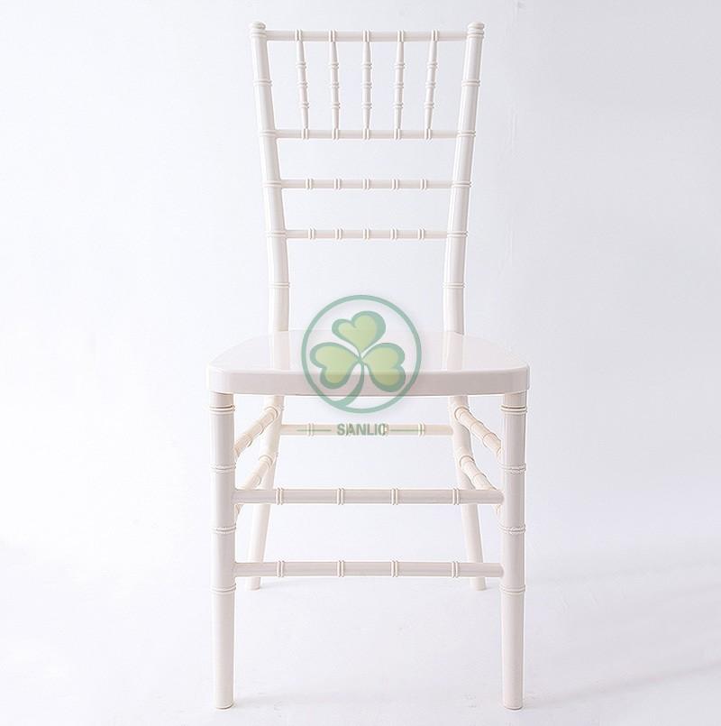 Resin chiavari Chair 0286