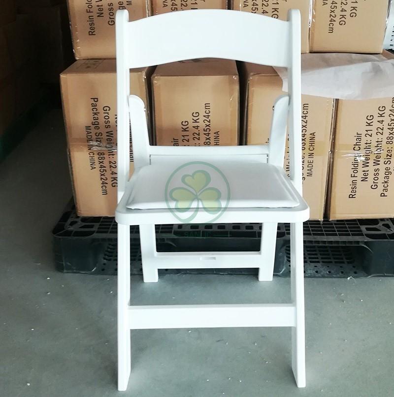 Resin Folding Chair 002