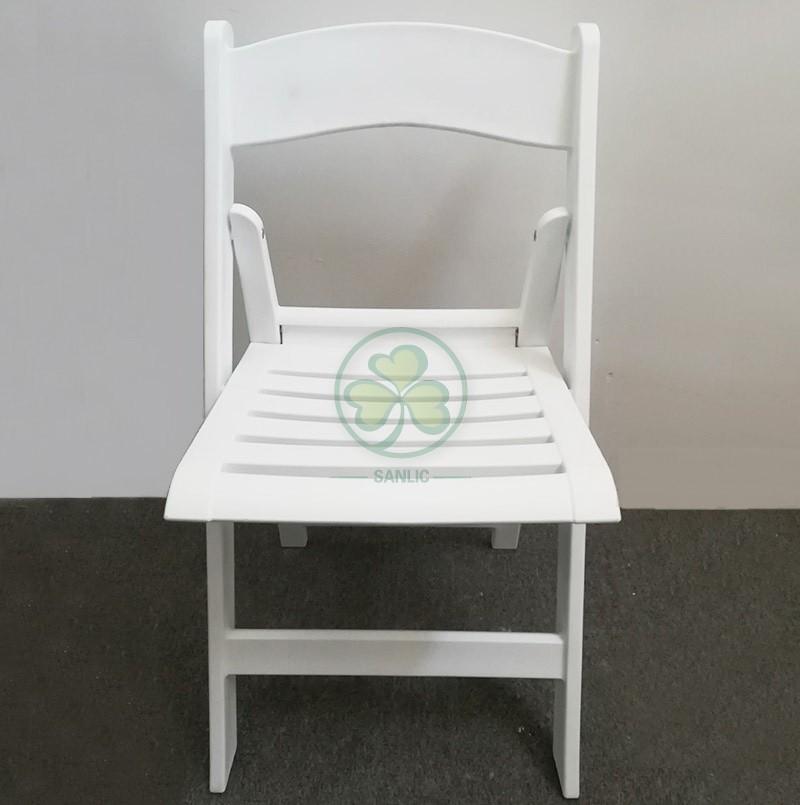 Resin Folding Chair 026