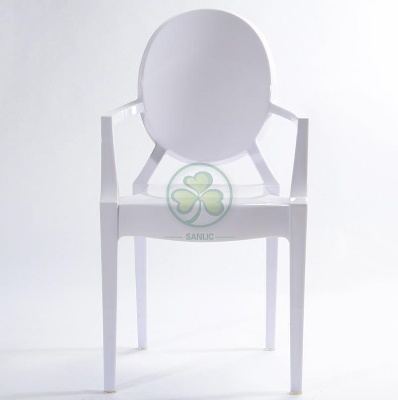Louis Ghost Armchair 039