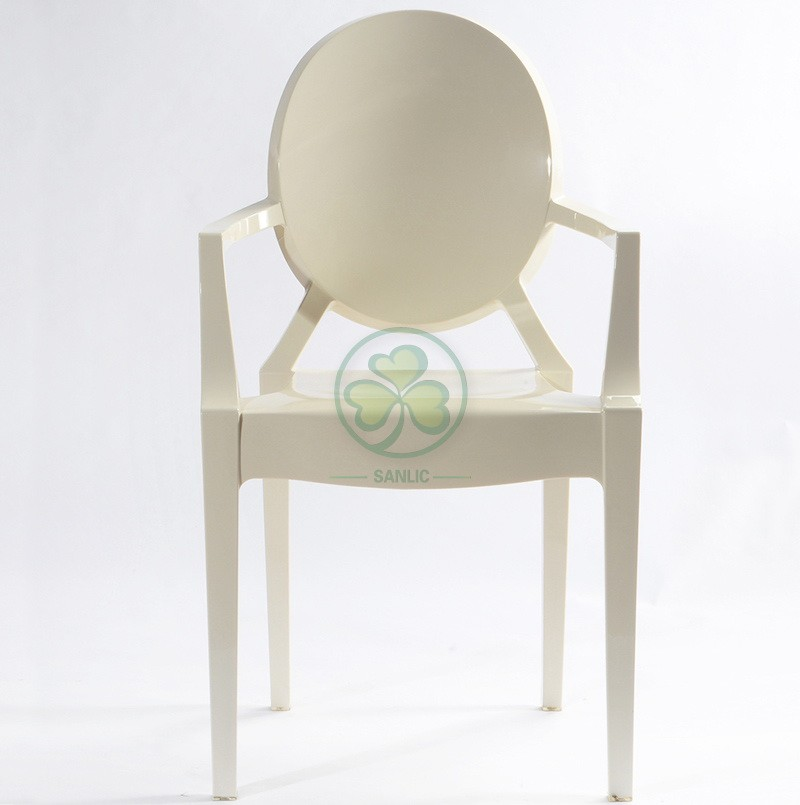 Louis Ghost Armchair 040