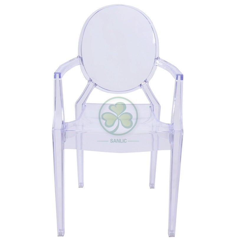 Louis Ghost Armchair 049