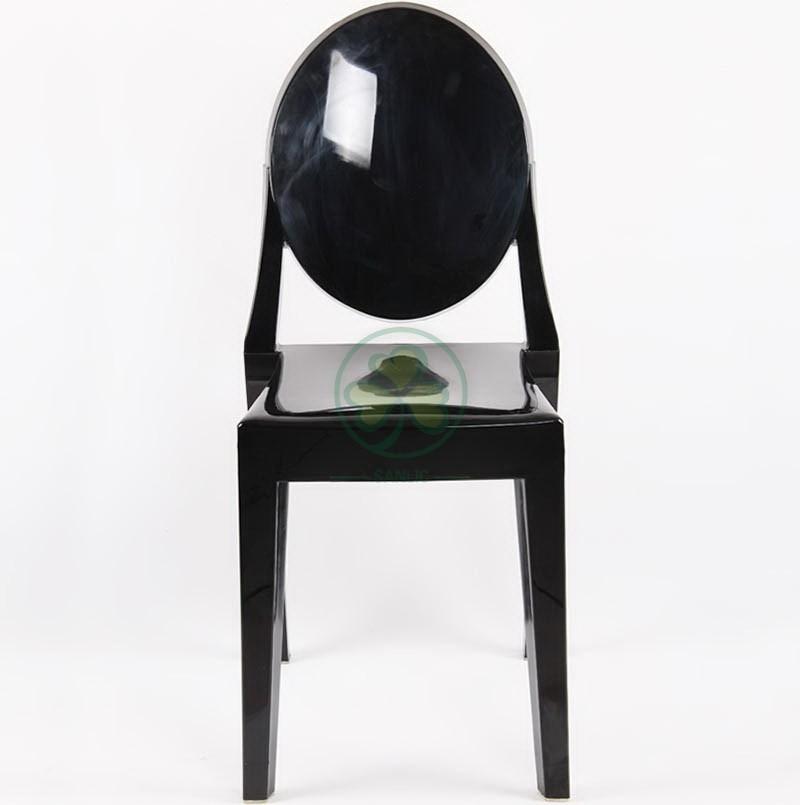 Victoria Ghost Armless Chair 046