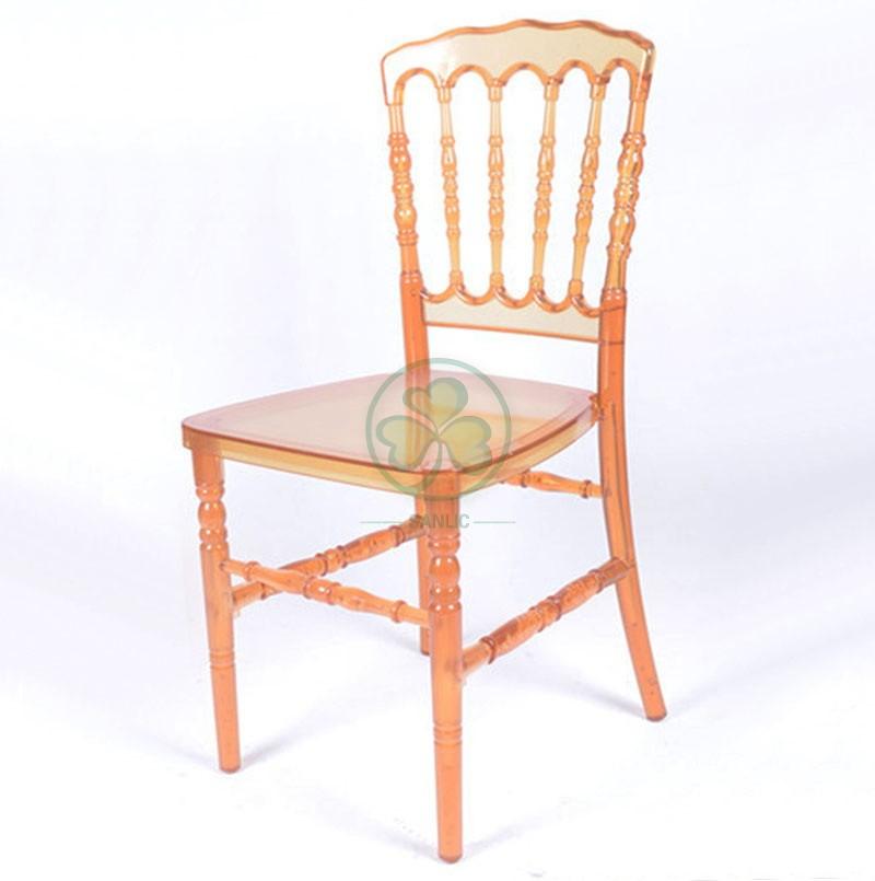 Resin Napoleon Chair 011