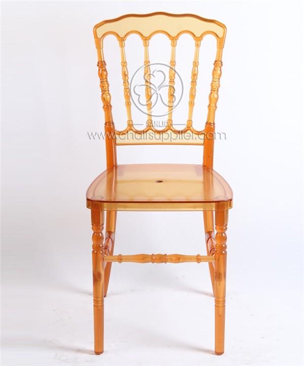 Resin Napoleon Chair 012