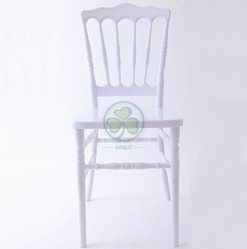 Resin Napoleon Chair 057