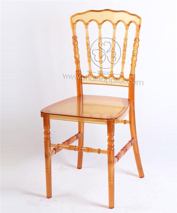 Resin Napoleon Chair 069