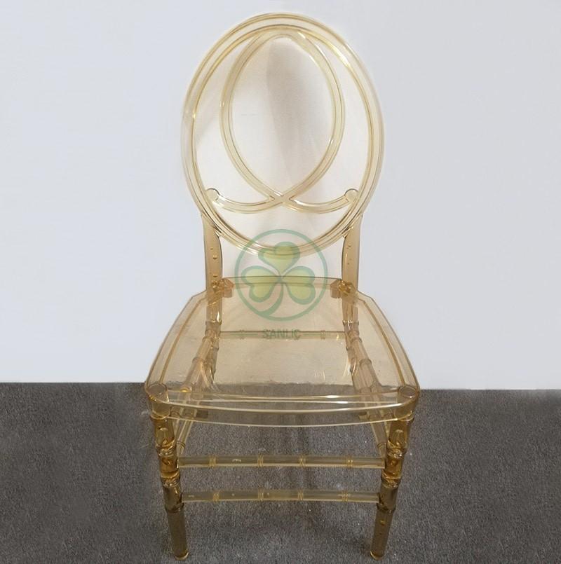 Resin Phoenix Chair 001