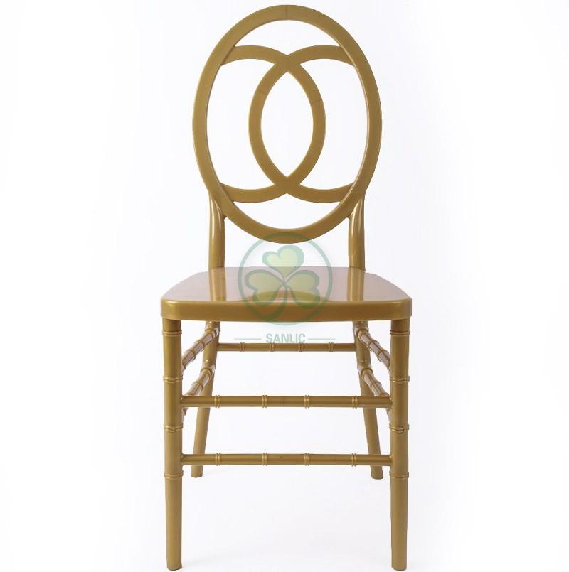 Resin Phoenix Chair 007