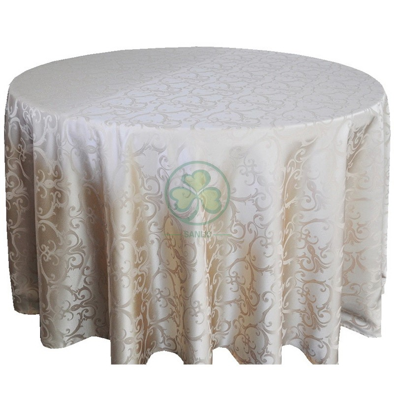Damask and Jacqurd Table Cloth 039