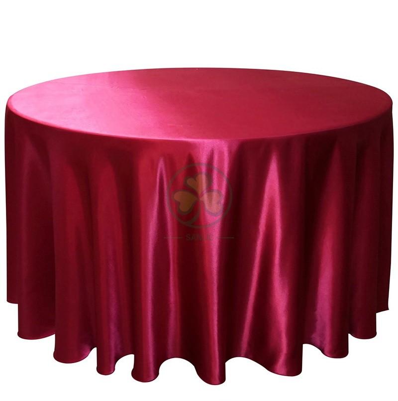 Satin Table Cloth 003