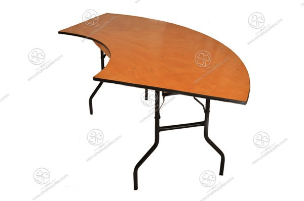 Serpentine Folding Table 001