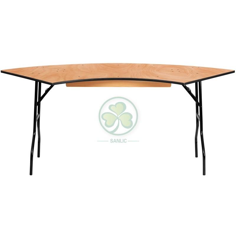 Serpentine Folding Table 007