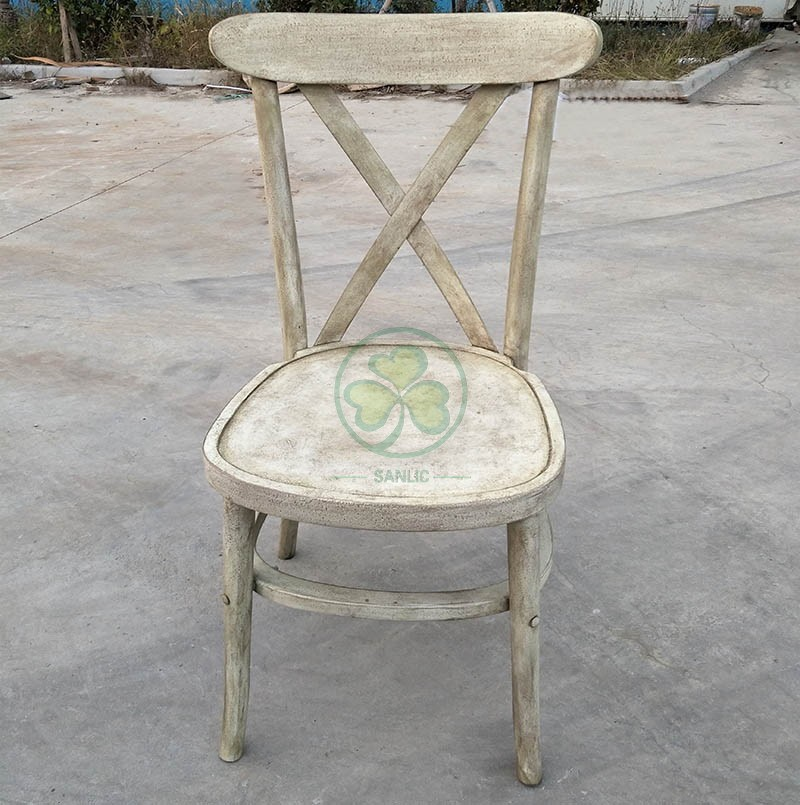 Wooden Tuscan Crossback Chair 012