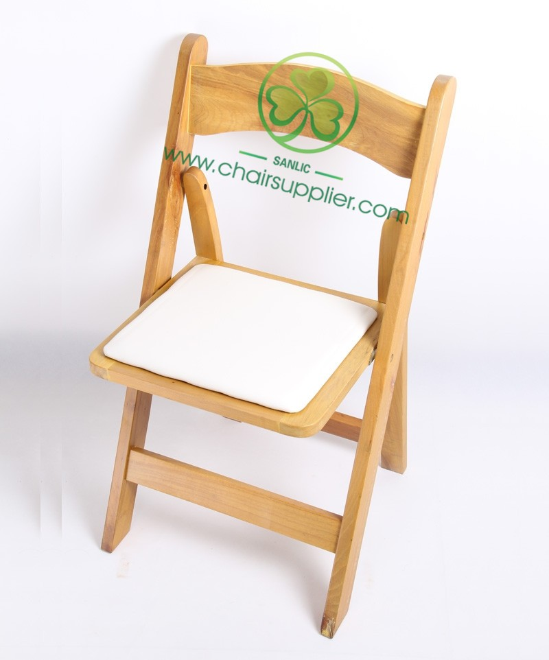 Wooden Folding Chair with General Design 032