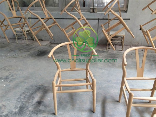 Wooden Y Chair 011