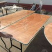 Rectangular Folding Table 033