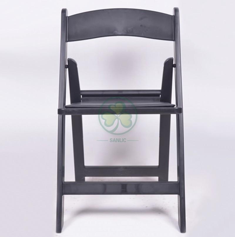 Resin Folding Chair 001
