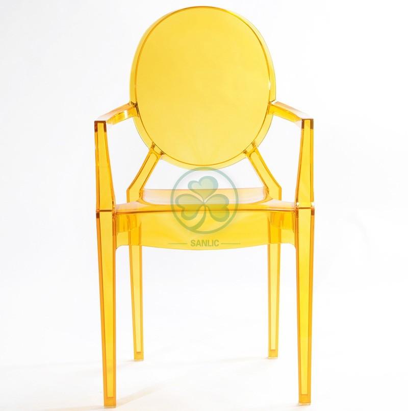 Louis Ghost Armchair 041