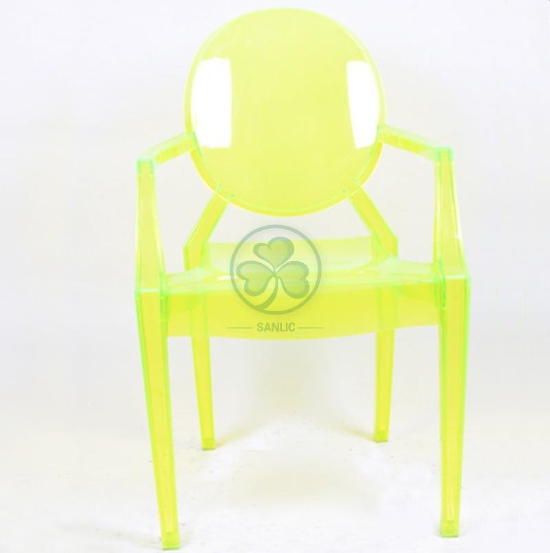 Louis Ghost Armchair 044