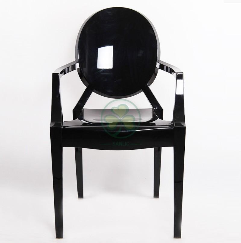 Louis Ghost Armchair 047