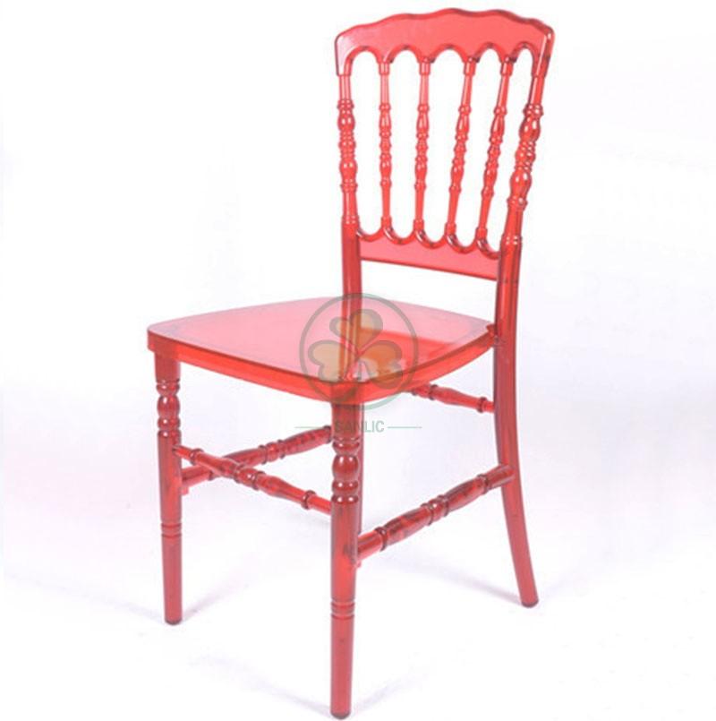 Resin Napoleon Chair 068