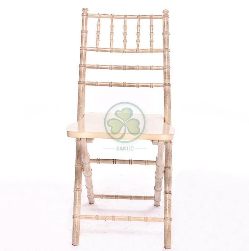 Wooden Folding Chiavari Chair 023