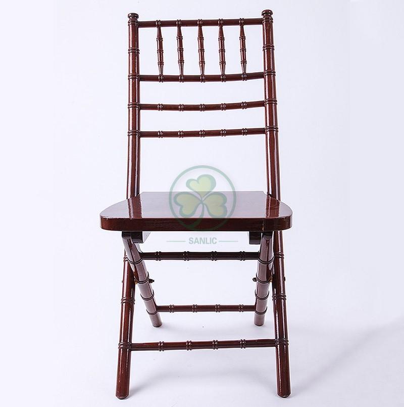 Wooden Folding Chiavari Chair 024