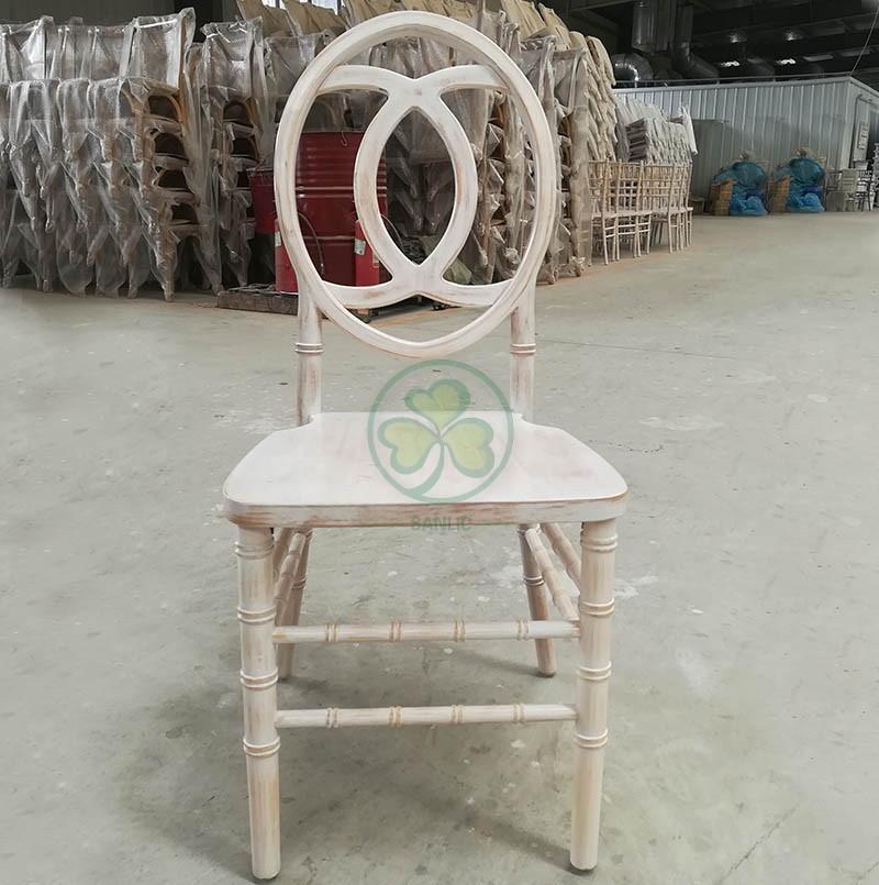 Wooden Phoenix Chair 008