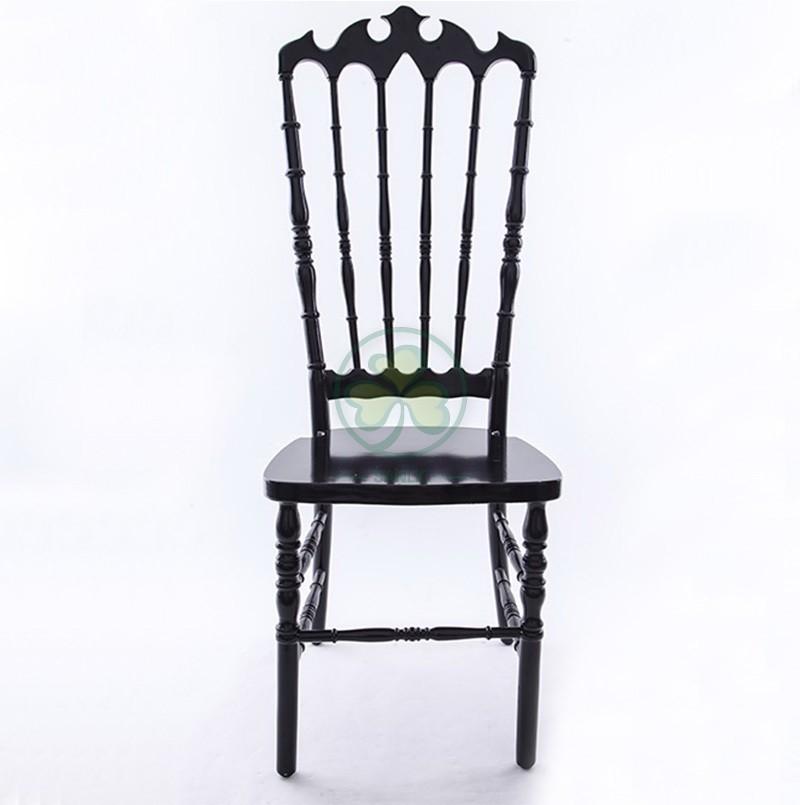 Wooden VIP Chair A 027